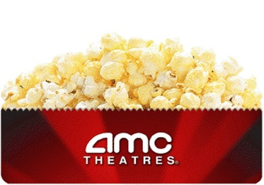 25 Bids + $25 AMC Theatres Gift Card