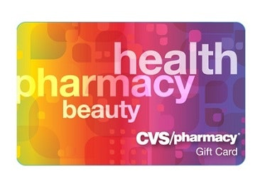 $25 CVS/pharmacy Gift Card
