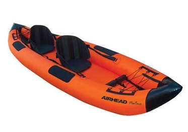Airhead Travel Kayak, Deluxe, 12 ft, 2 person