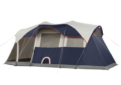 Coleman Elite WeatherMaster 6 Person Tent