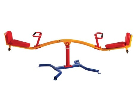Gym Dandy 360 Degree Teeter Totter