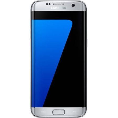 Samsung G935F Galaxy S7 edge 32GB Smartphone, Silver (Unlocked GSM)