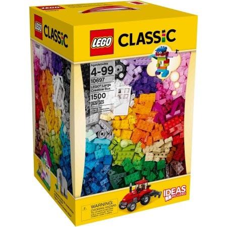 Lego Classic Lego Large Creative Box