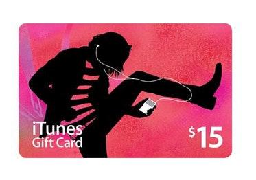 15 Bids + $15 iTunes Gift Card!