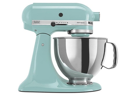 KitchenAid Artisan® Series Aqua Sky 5 Quart Stand Mixer