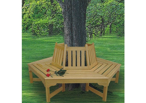 Tree Hugger Bench