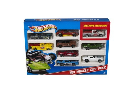 Multi Car Gift Pack Color & Styles Vary