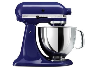 KitchenAid Artisan Series 5-Quart Mixer, Cobalt Blue