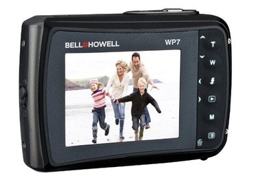 Bell+Howell Splash 12 MP Waterproof Digital Camera