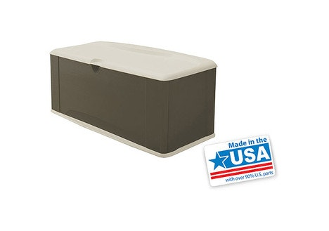 Rubbermaid XL Deck Box with Seat