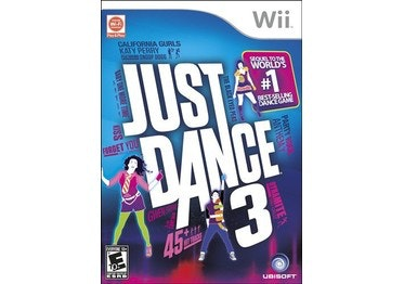 Just Dance 3 for Nintendo Wii