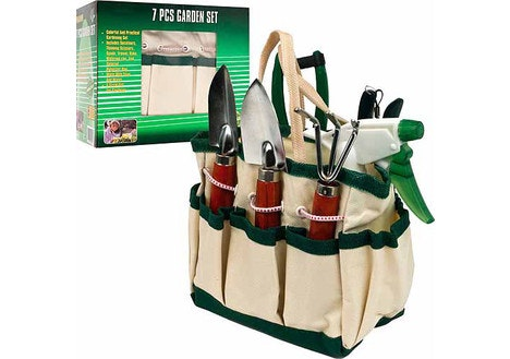 Stalwart 7-In-1 Plant Care Garden Tool Set