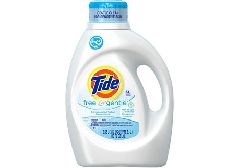 Tide 2X Ultra Free Tide 2X Liquid Laundry Detergent