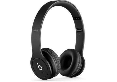 Beats by Dr. Dre  Drenched Solo On-Ear Headphones, Black
