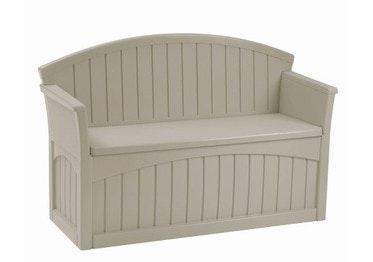 Suncast Patio Bench