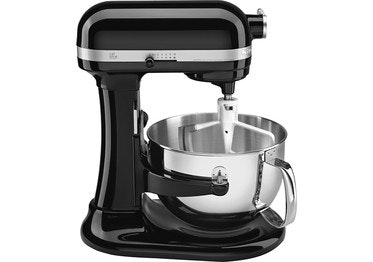 KitchenAid Professional 600 Series Bowl-Lift Stand Mixer, Onyx