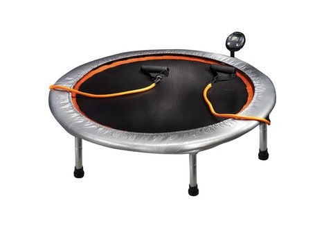 Gold's Gym Circuit Trainer Mini Trampoline