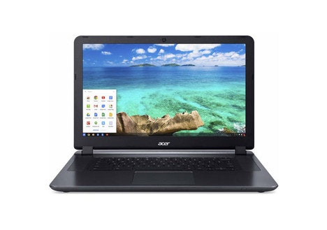 Acer Granite Gray 15.6-inch Chromebook PC