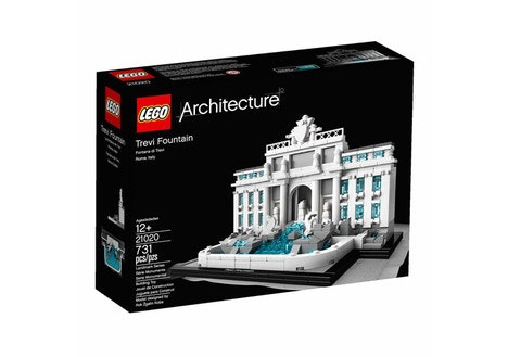 LEGO LEGO Architecture Trevi Fountain