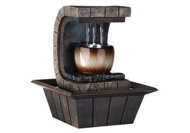 Ore 9.75 inch Meditation Fountain