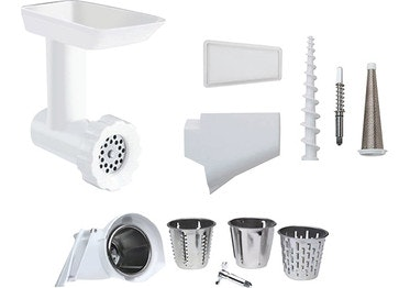 dealdash kitchenaid attachment pack for kitchenaid mixers