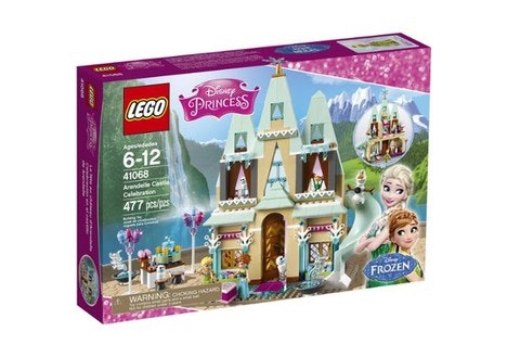 LEGO Disney Princess Arendelle Castle Celebration, 41068