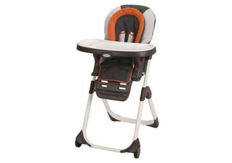 Graco Childrens Products DuoDiner LX 3-in-1 High Chair