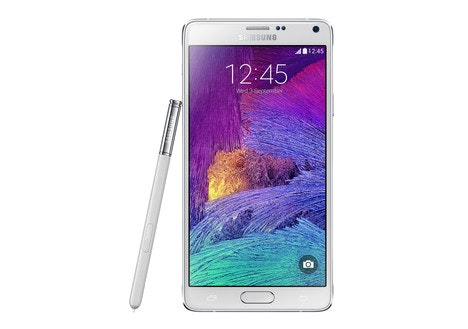 Samsung Galaxy Note 4 N910C 32GB Unlocked GSM 4G LTE Octa-Core Phone - White