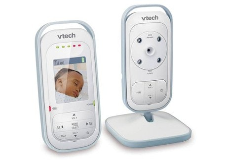 VTech Safe&Sound VM311 Expandable Digital Video Baby Monitor